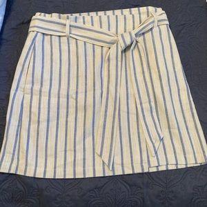 H&M wrap skirt